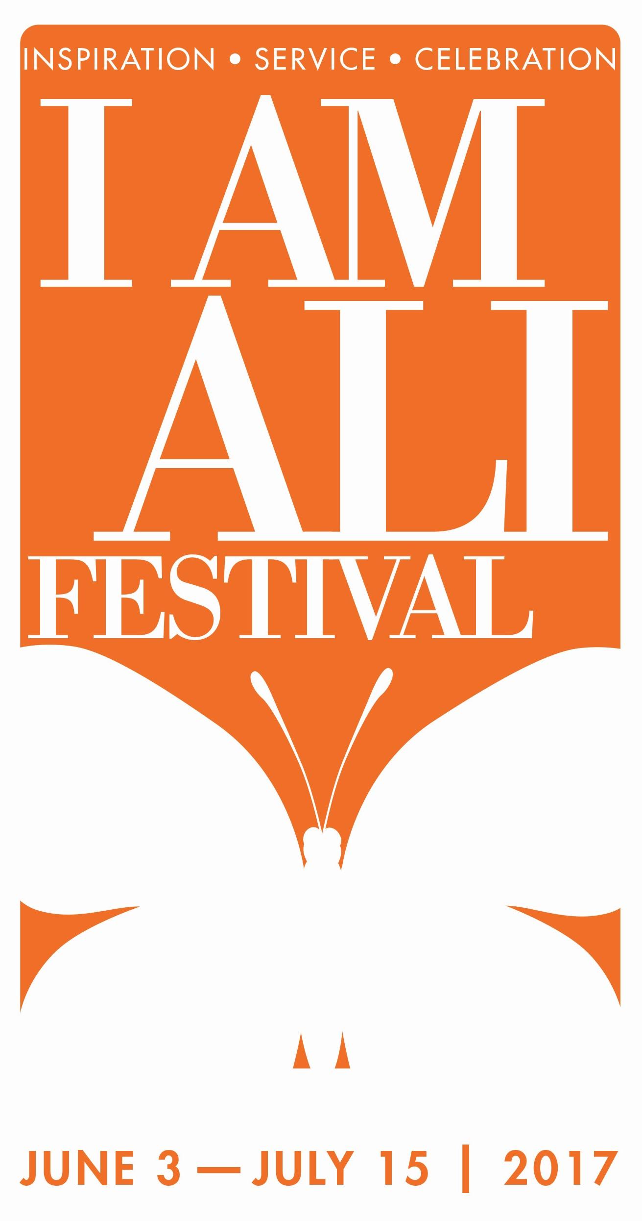 I Am Ali Logo