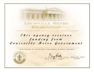 metro certificate