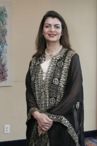 Princess Nisreen ElHashemite