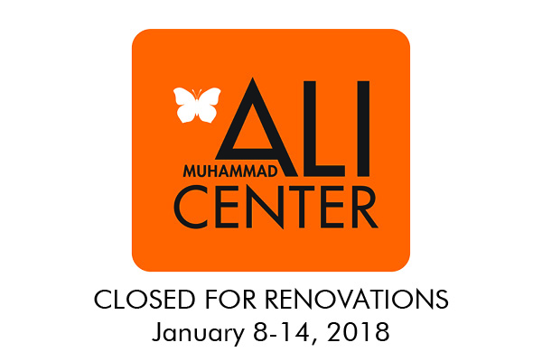 ali center closed january 8-14