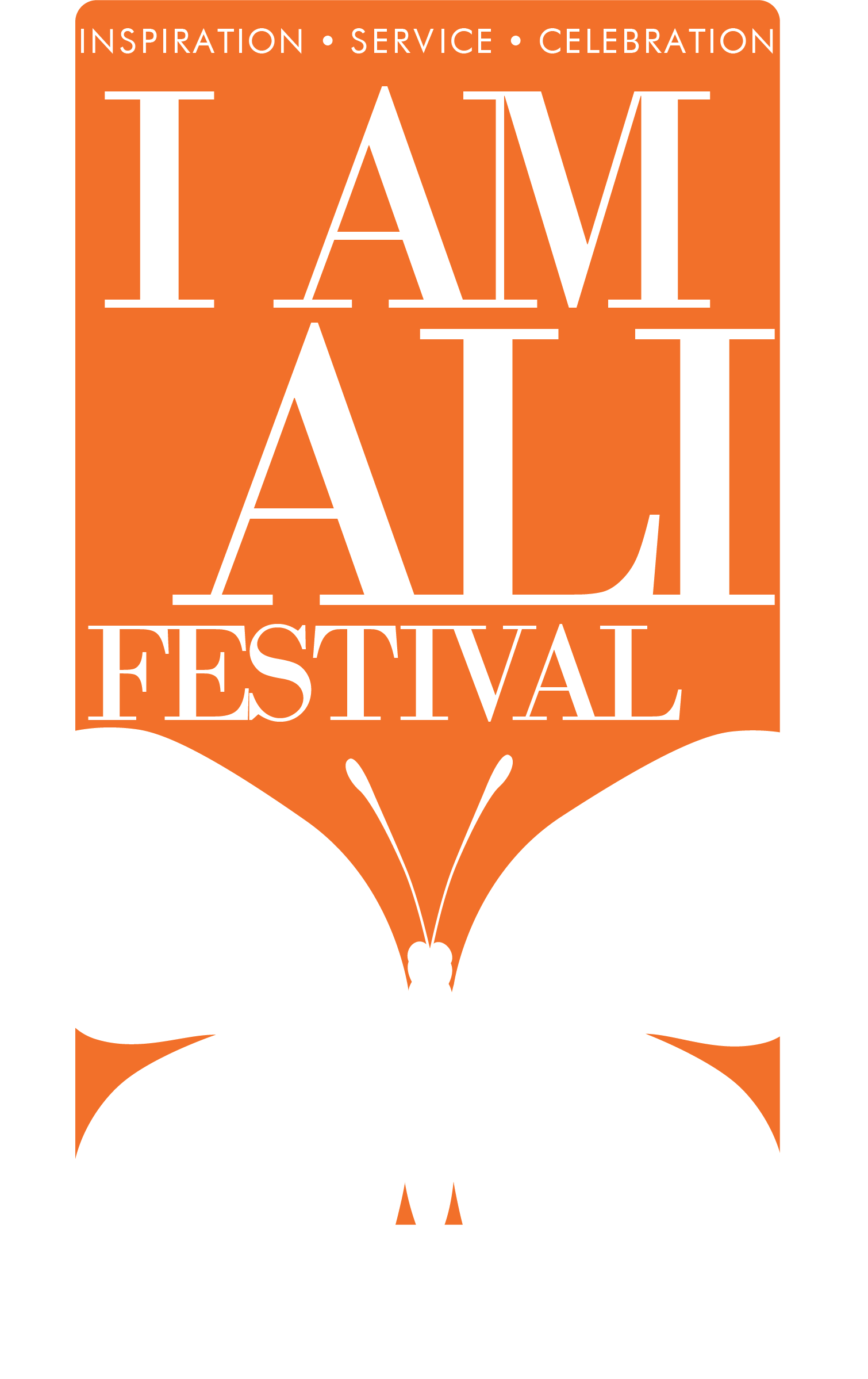 I Am Ali Festival Logo