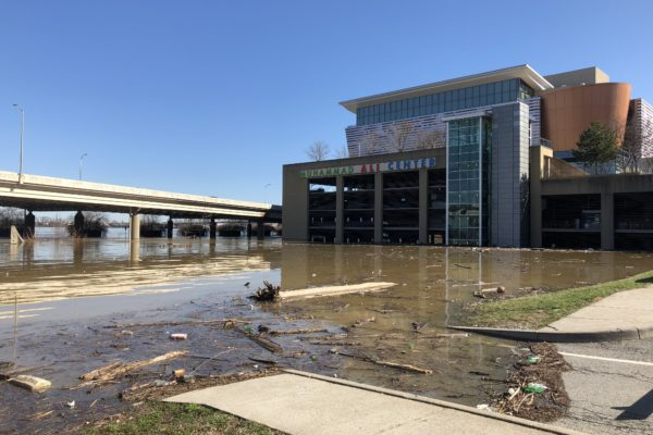 Ali Center Closed To Public Until Tuesday March 6th Due Ohio River Flooding