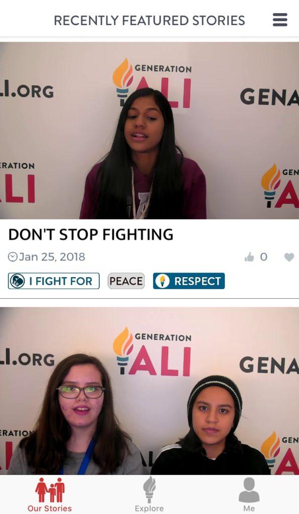 generation ali app videos