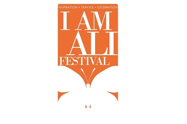 I Am Ali Festival logo for website