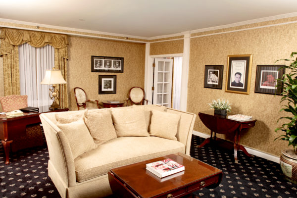 Ali Suite at the Brown