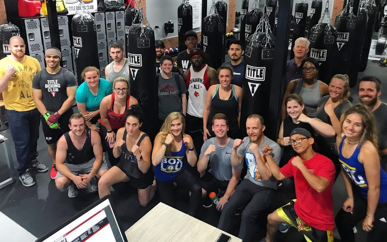 Title Boxing Class
